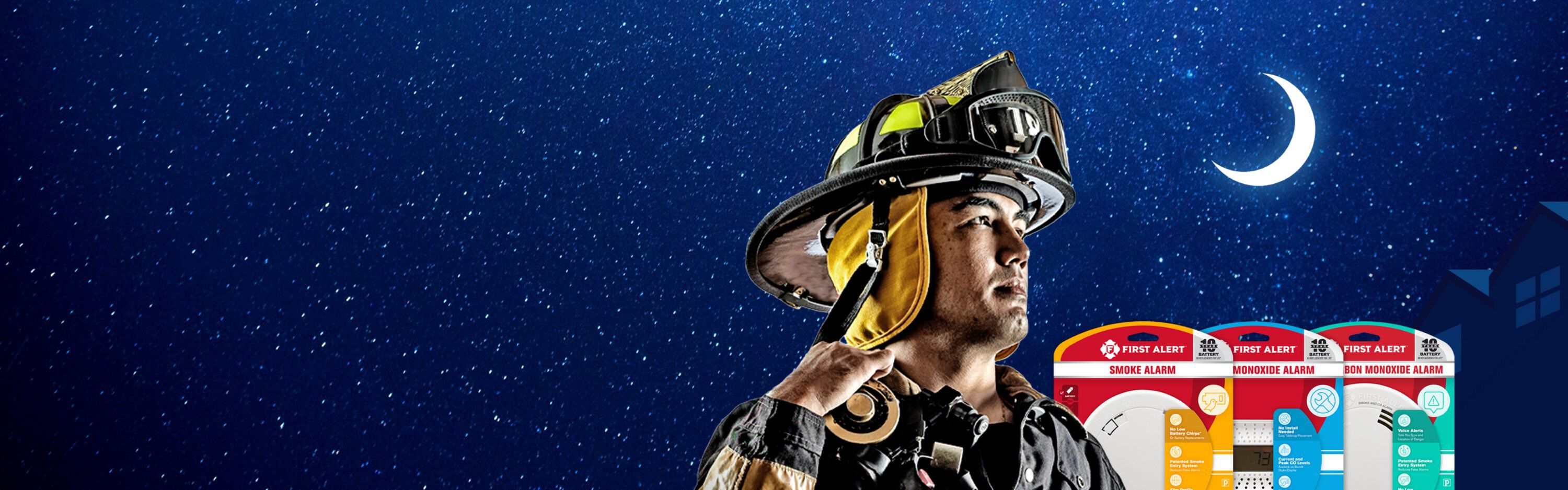 first alert fire safety products